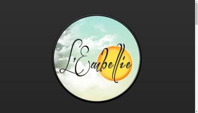 Site internet de L'Embellie