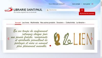 Site internet de Apostolat des Editions