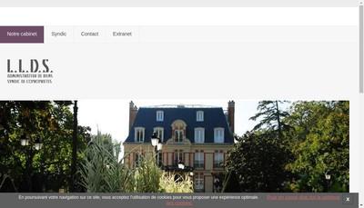 Site internet de Llds