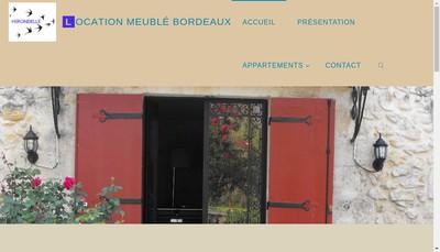 Site internet de L'Hirondelle