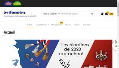 Site internet de Balder SAS
