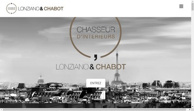 Site internet de Lonziano & Chabot SARL