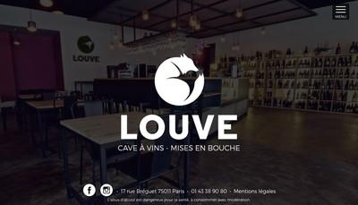 Site internet de Louve