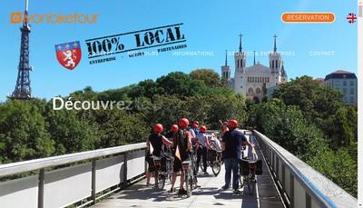 Site internet de Lyon Original Tours