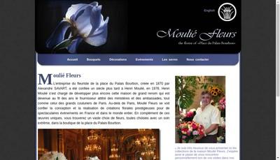 Site internet de Moulie