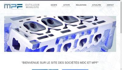 Site internet de Mpf
