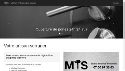 Site internet de Mts