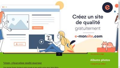Site internet de Noks Moto
