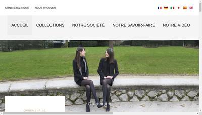 Site internet de Np Creation