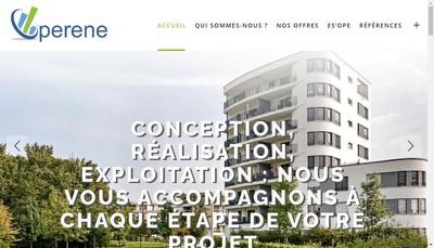 Site internet de Operene