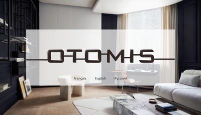 Site internet de Otomis