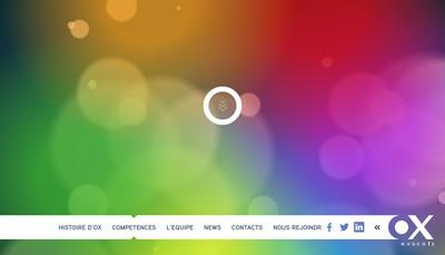 Site internet de Ox
