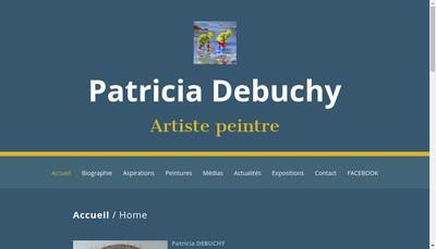 Site internet de Patricia Debuchy