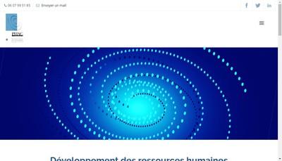 Site internet de Phac Conseil