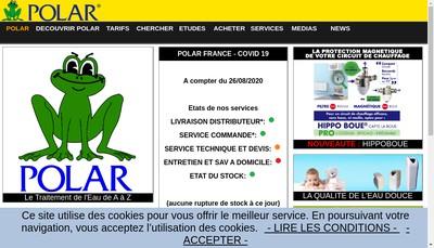 Site internet de Machines Nordiques