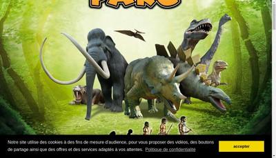 Site internet de Prehistologia