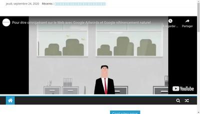 Site internet de Privet Medias