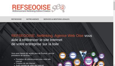 Site internet de Refseooise