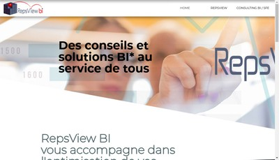 Site internet de H2Mc Consulting And Software