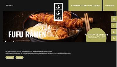 Site internet de Fufu