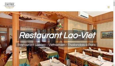 Site internet de Lao Viet
