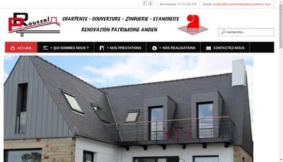 Site internet de Alencon Maisons Bois