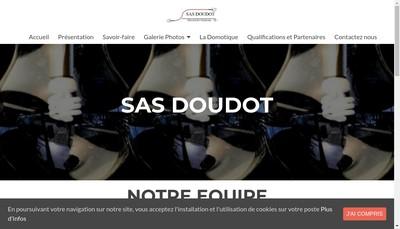 Site internet de Doudot