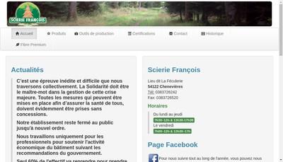 Site internet de Fanyscie