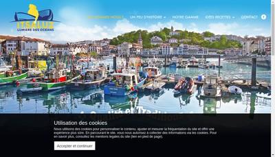 Site internet de Sedisal