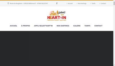 Site internet de Halte Pizza