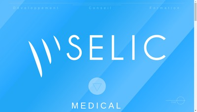Site internet de Selic