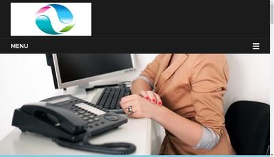 Site internet de Serviphone Plus