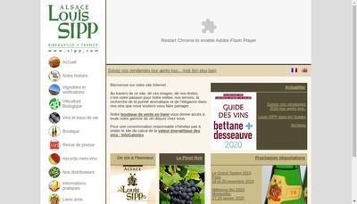 Site internet de Groupe SPSP