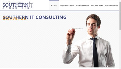 Site internet de Southern It Consulting