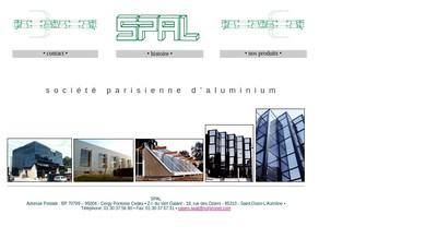 Site internet de Spal