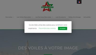 Site internet de Starvoiles