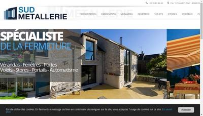 Site internet de Sud Metallerie SA