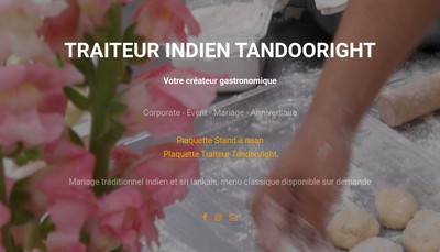 Site internet de Tandooright
