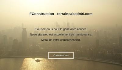 Site internet de Fconstructions