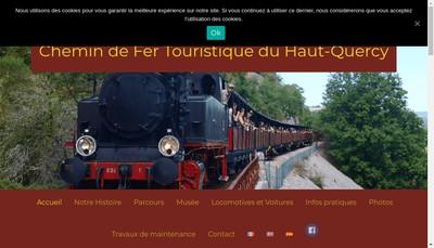 Site internet de Association Cfthq