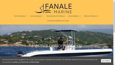 Site internet de U Fanale