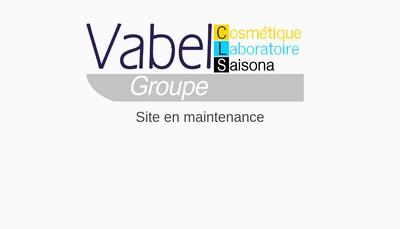 Site internet de Laboratoire Vabel
