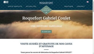 Site internet de Etablissements Gabriel Coulet