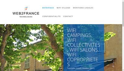 Site internet de Web 2 France