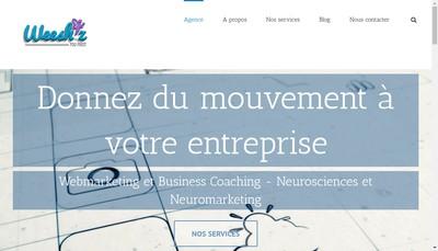 Site internet de Weeshiz