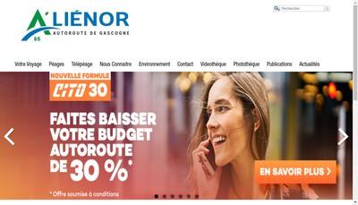 Site internet de A ' Lienor