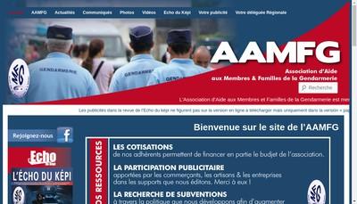Site internet de Sap - Guide Pratique de la Prefecture - Repertoire Administratif du Ministere de l'Interieur