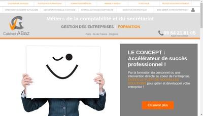 Site internet de Abaz