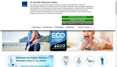 Site internet de Frantex