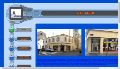 Site internet de Abfm
